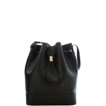 Elise Bucket Bag Black