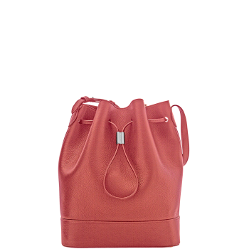 Elise Bucket Bag Hibiscus