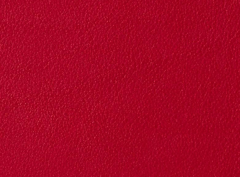 Soft Calf Leather Haute Red