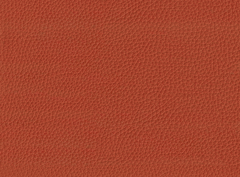 Grained Bullcalf Leather Hibiscus