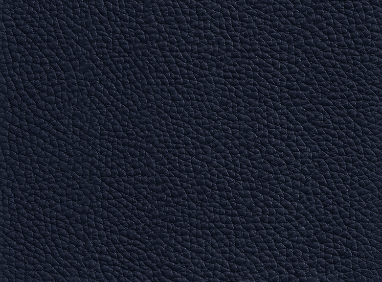Grained Bullcalf leather Navy