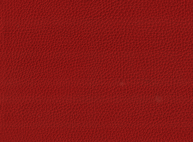 Grained Bullcalf leather Rosso